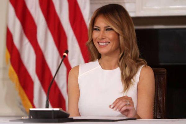 """Đệ nhất phu nhân Melania Trump ở đâu trong ngày """"đen tối nhất"""" nước Mỹ? - Ảnh 1"""