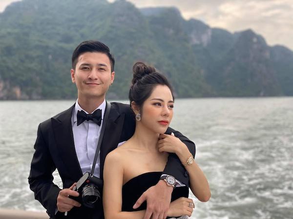 """Huỳnh Anh cầu hôn bạn gái, """"mắt long lanh nước"""" vì tưởng bị từ chối - Ảnh 5"""