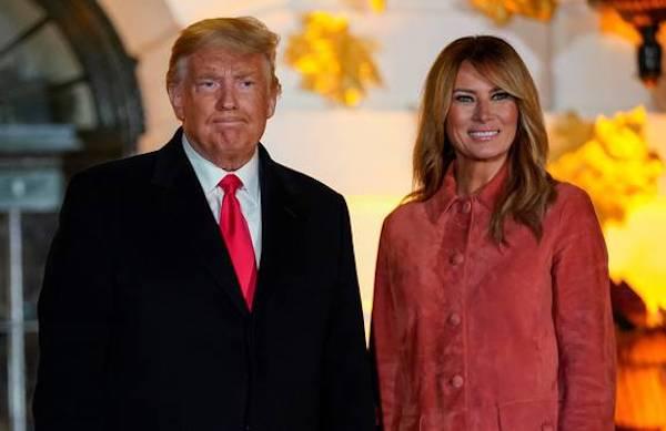 Cuộc hôn nhân của vợ chồng ông Trump có lạnh nhạt như nhiều người vẫn nghĩ? - Ảnh 2