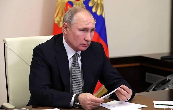 Tổng thống Putin kêu gọi kiềm chế chạy đua vũ trang, hoan nghênh Mỹ gia hạn hiệp ước START mới - Ảnh 1