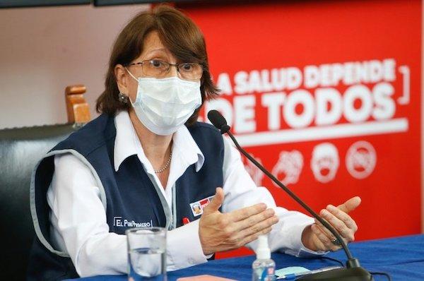 Bị chỉ trích vì tiêm vaccine COVID-19 trước cho tổng thống, bộ trưởng Y tế Peru từ chức - Ảnh 1
