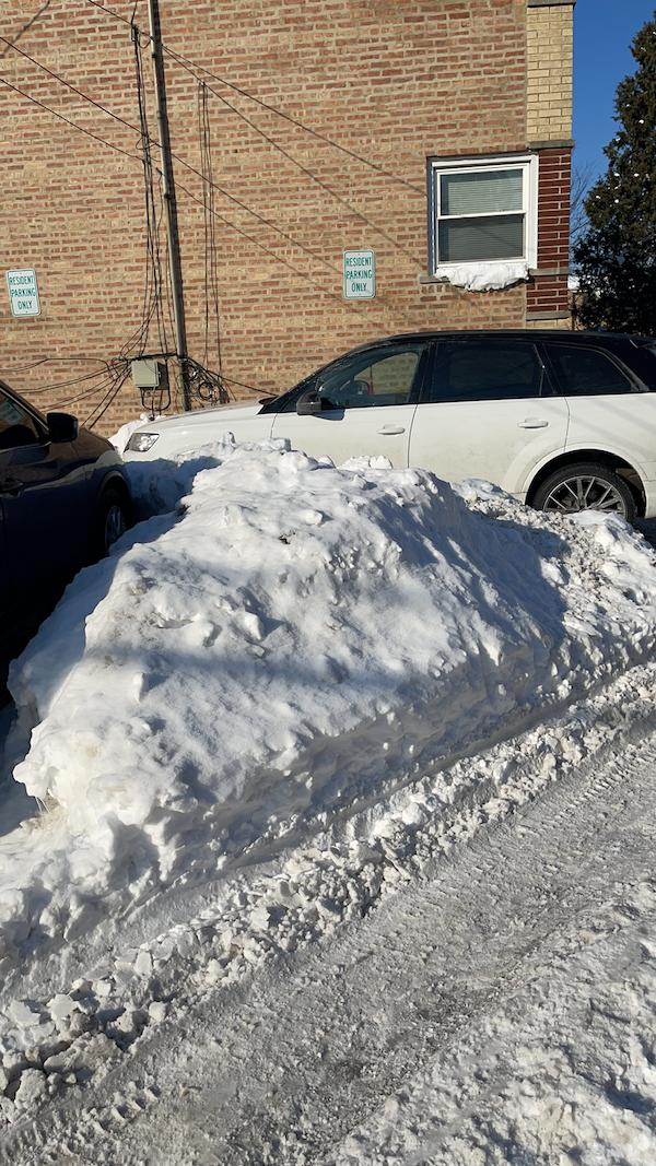 Người Việt tại Mỹ lao đao vì bão tuyết: Phải nghỉ làm, nhiều xe va chạm vì đường trơn trượt - Ảnh 3