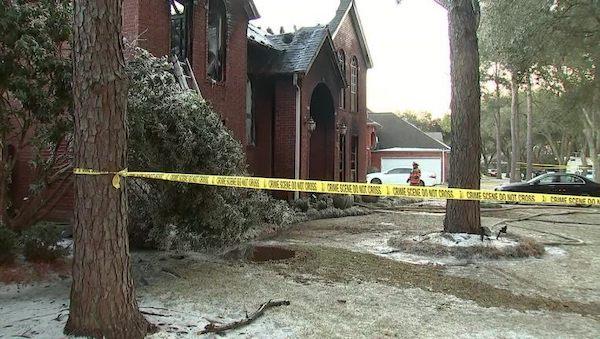 4 người trong gia đình gốc Việt tại Texas tử vong vì cháy nhà - Ảnh 1
