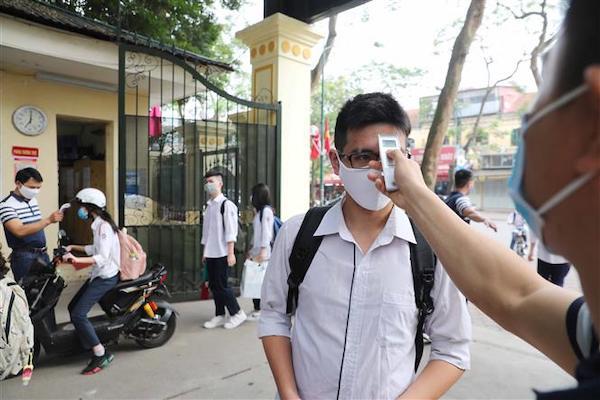 Hà Nội: Đề xuất cho học sinh đi học trở lại từ ngày 2/3 - Ảnh 1