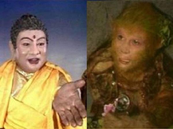 Tây Du Ký: Phật Tổ Như Lai giam Tôn Ngộ Không 500 năm ở Ngũ Hành Sơn để làm gì? - Ảnh 2