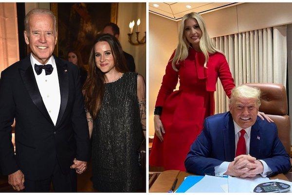 Ivanka Trump và Ashley Biden: Hai ái nữ tổng thống Mỹ khác biệt nhau thế nào? - Ảnh 1