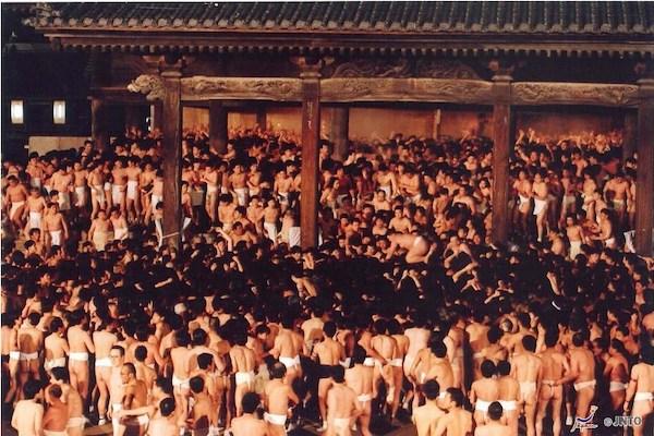 """Ngỡ ngàng trước những lễ hội """"khó tin là có thật"""" tại Nhật Bản - Ảnh 5"""
