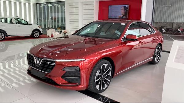 Bảng giá xe VinFast tháng 3/2021: Tiếp tục ưu đãi lệ phí trước bạ, giá thấp nhất là 425 triệu đồng - Ảnh 1