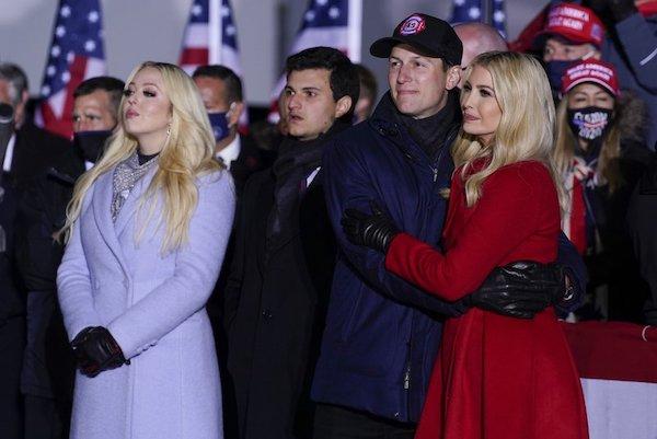 Vì sao Tiffany Trump lại luôn khác biệt so với các người con khác của cựu Tổng thống Trump? - Ảnh 2