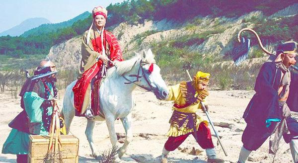 """Tây Du Ký: Trước khi lên đường thỉnh kinh, thầy trò Đường Tăng từng phạm những tội """"tày đình"""" gì? - Ảnh 1"""