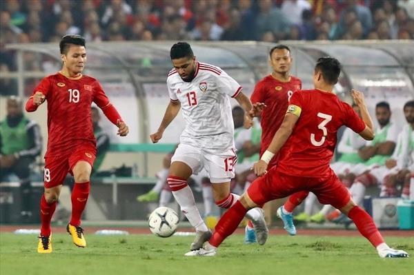 Đội tuyển Việt Nam nhận tin kém vui về vòng loại World Cup 2022 - Ảnh 1