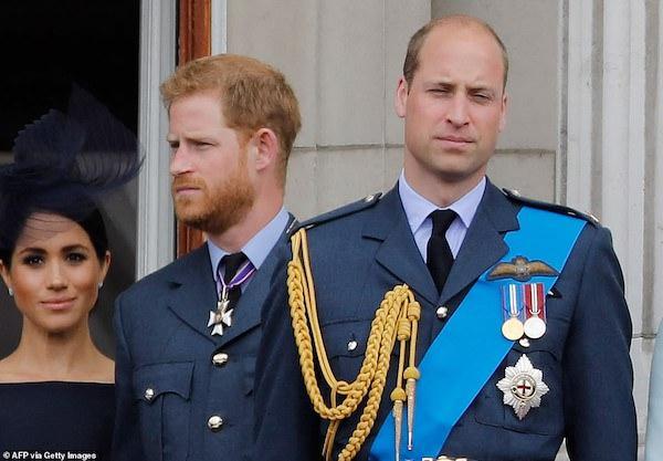Hành động không ngờ tới của vợ chồng Hoàng tử Harry ngay trước khi rời Hoàng gia Anh gây bất bình - Ảnh 1