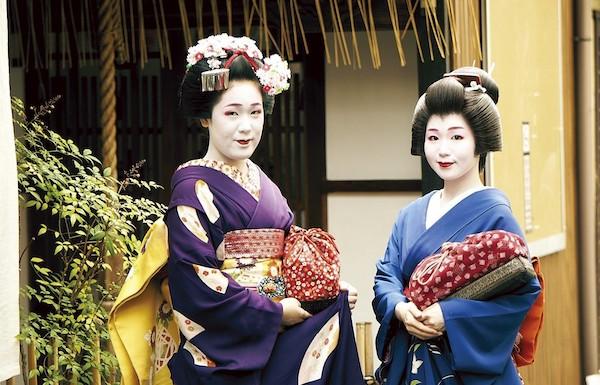 Geisha Nhật Bản và những góc khuất khiến người đời lầm tưởng  - Ảnh 1