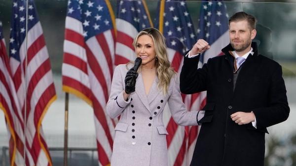 """Bật mí về 2 người phụ nữ có thể """"cản đường"""" trở lại của cựu Tổng thống Trump - Ảnh 2"""