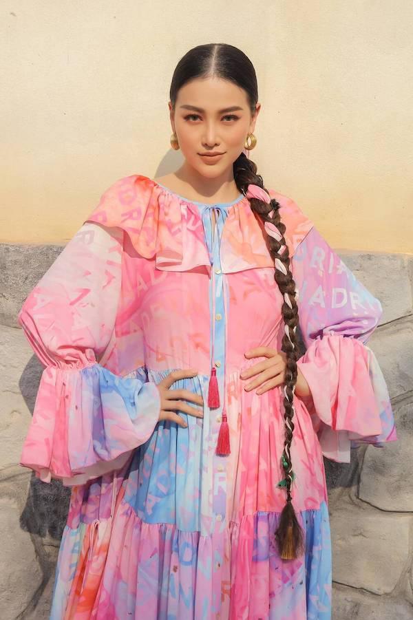 """Khoe body """"nuột đã mắt"""", Hoa hậu Phương Khánh khiến cả """"đại mỹ nhân"""" Mai Phương Thuý phải hết lời """"suýt xoa"""" - Ảnh 5"""