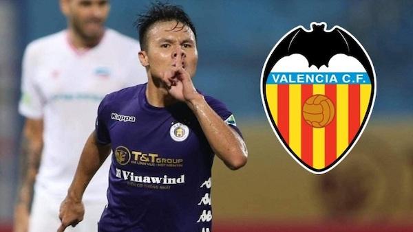 Vì sao CLB Valenica muốn chiêu mộ Quang Hải về thi đấu? - Ảnh 1