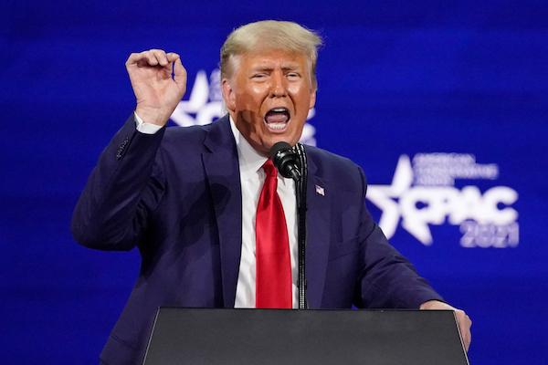 Đảng Cộng hoà vẫn dùng tên ông Trump để gây quỹ bất chấp phản đối - Ảnh 1