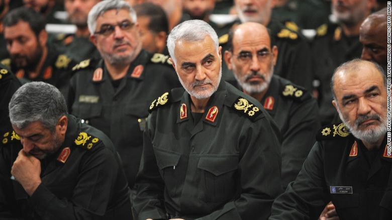 Ngoại trưởng Iran lộ đoạn ghi âm chê bai Tướng Qassem Suleimani - Ảnh 1