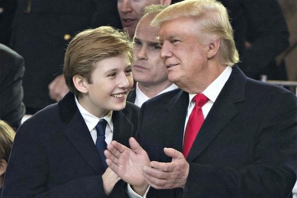 Ông Trump chia sẻ cách nuôi dạy 5 người con, nhiều người liền so sánh với ông Joe Biden - Ảnh 2