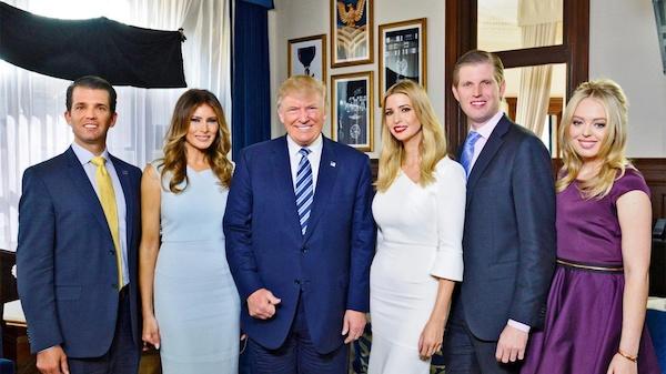 Ông Trump chia sẻ cách nuôi dạy 5 người con, nhiều người liền so sánh với ông Joe Biden - Ảnh 1