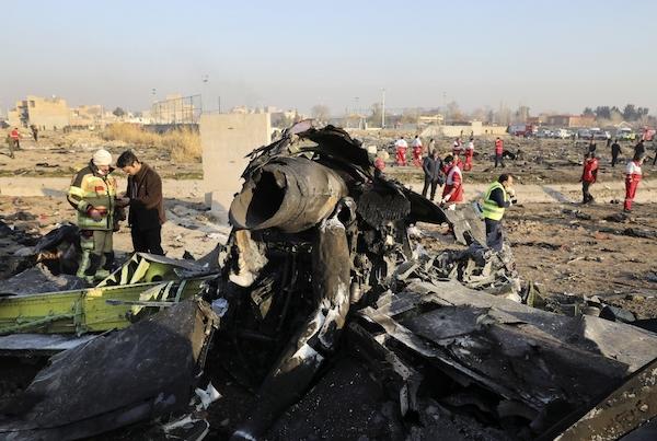 Vụ Iran bắn nhầm máy bay Ukraine: 10 quan chức bị truy tố - Ảnh 1