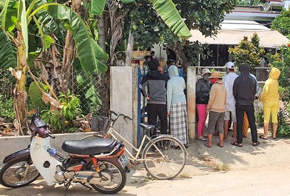 Thiếu niên 16 tuổi ở Quảng Nam tử vong trước sân nhà  - Ảnh 1