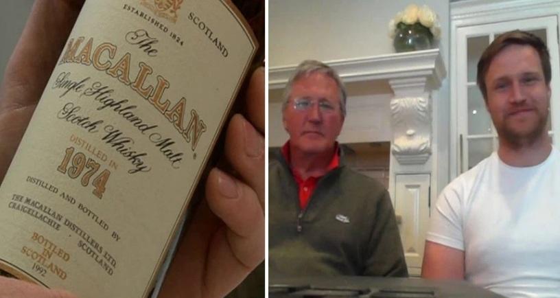 Cha mẹ tặng mỗi năm 1 chai rượu, 28 năm sau chàng trai bất ngờ với giá trị của chúng  - Ảnh 1