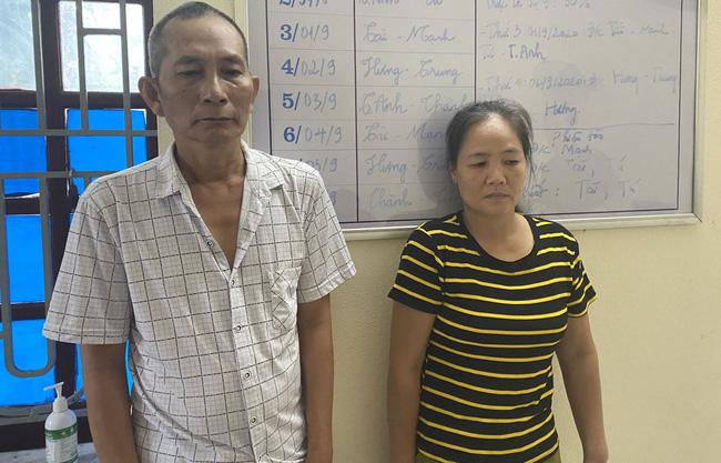 """Thanh Hóa: Cặp vợ chồng giang hồ lập """"boong ke"""" ngay tại nhà để bán ma túy - Ảnh 1"""