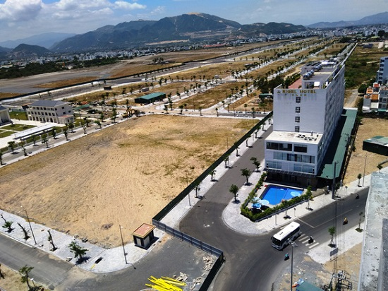Thanh tra các dự án BT đổi đất sân bay Nha Trang - Ảnh 1