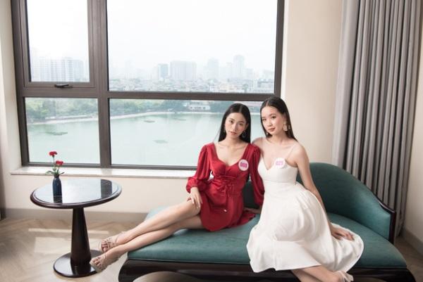 Nhan sắc rực rỡ, ngọt ngào của các thí sinh lọt vòng bán kết Hoa hậu Việt Nam 2020 - Ảnh 3