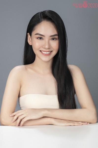 Nhan sắc rực rỡ, ngọt ngào của các thí sinh lọt vòng bán kết Hoa hậu Việt Nam 2020 - Ảnh 6