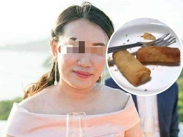 Người phụ nữ tử vong sau khi ăn nem để 3 ngày trong tủ lạnh, nguyên nhân ban đầu nghi ngộ độc - Ảnh 1