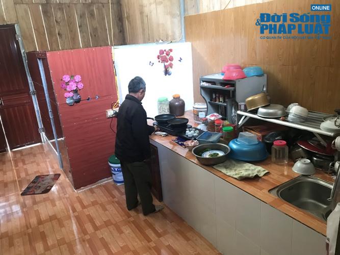 Căn nhà sàn đơn sơ của bố mẹ chồng cô dâu Thu Sao ở quê nhà - Ảnh 12