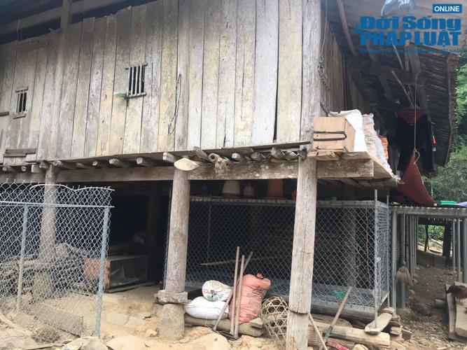Căn nhà sàn đơn sơ của bố mẹ chồng cô dâu Thu Sao ở quê nhà - Ảnh 9
