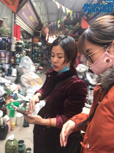 Xem nhiều mua ít, làng gốm Bát Tràng đìu hiu dịp cuối năm - Ảnh 4