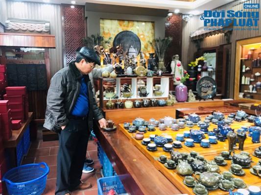 Xem nhiều mua ít, làng gốm Bát Tràng đìu hiu dịp cuối năm - Ảnh 6