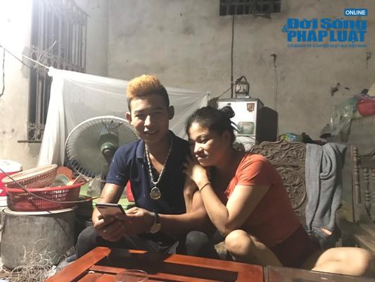 Cuộc sống khó khăn của cặp đũa lệch vợ 43 tuổi, chồng 21 tuổi ở Hưng Yên sau hơn một năm kết hôn - Ảnh 1