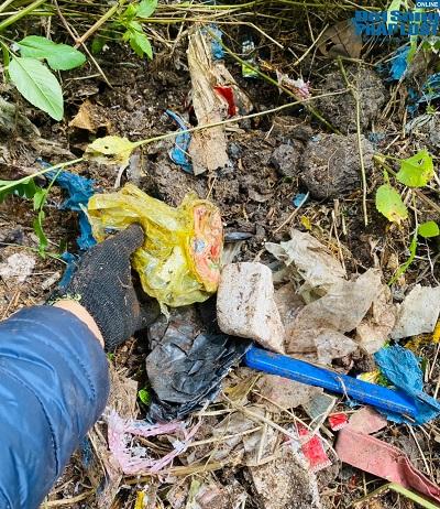 Nàng Mây bỏ đô thị phồn hoa về quê phân loại rác thải - Ảnh 6