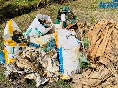 Nàng Mây bỏ đô thị phồn hoa về quê phân loại rác thải - Ảnh 9