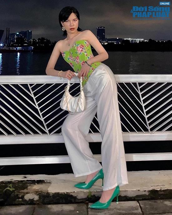 Nữ stylist Sài thành có vòng 3 bốc lửa sau màn lột xác ngoạn mục giảm hơn 20kg - Ảnh 2