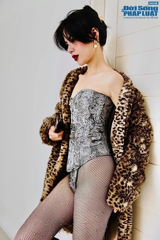 Nữ stylist Sài thành có vòng 3 bốc lửa sau màn lột xác ngoạn mục giảm hơn 20kg - Ảnh 4