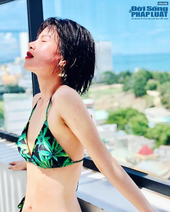 Nữ stylist Sài thành có vòng 3 bốc lửa sau màn lột xác ngoạn mục giảm hơn 20kg - Ảnh 7