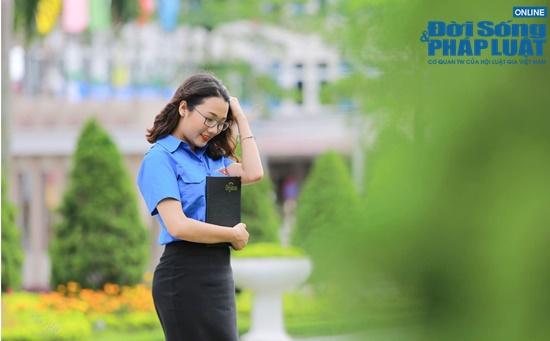 Nữ sinh ngành Luật có khuôn mặt khả ái, nhiều năm đạt học bổng, ước mơ trở thành nhà báo - Ảnh 2