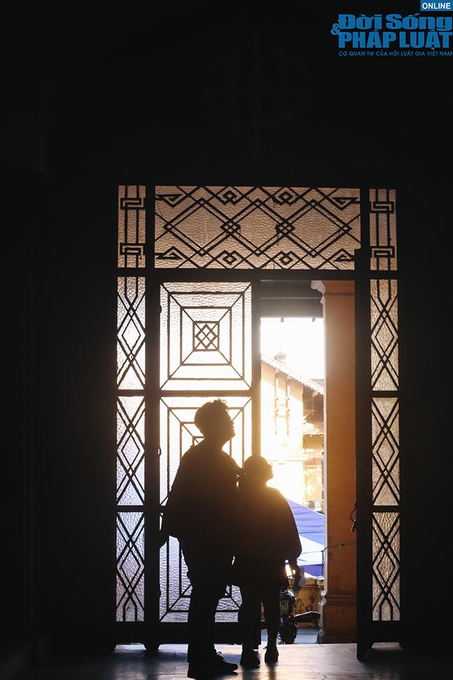 Trường đại học gần 100 năm tuổi cổ kính ở Hà Nội - Ảnh 10