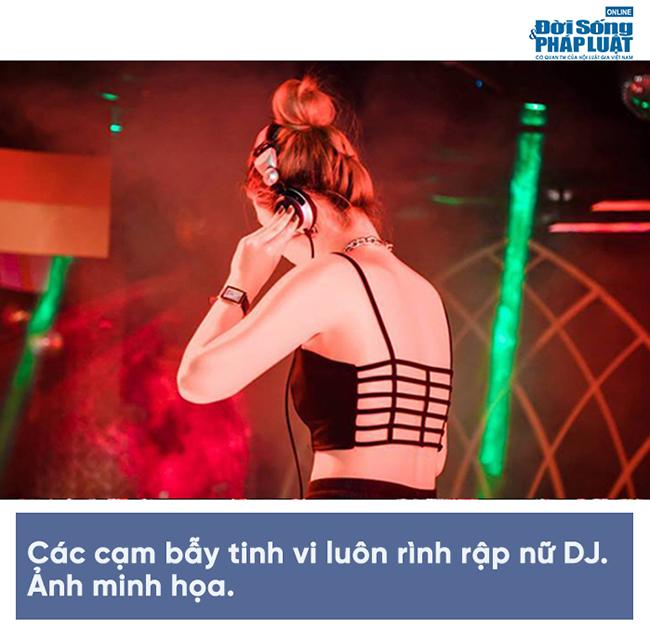 """Nữ DJ thú nhận gặp """"nàng tiên nâu"""", bị ném cốc vào đầu vì để gãy nhạc - Ảnh 2"""