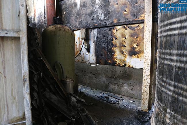 Hà Nội: Hiện trường vụ cháy hệ thống điều hòa, hàng trăm cư dân hoảng loạn bỏ chạy - Ảnh 7