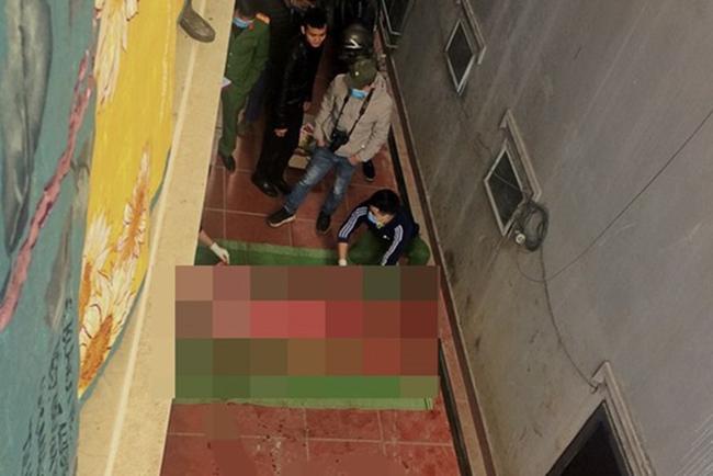 Vụ nam thanh niên tử vong khi quay Tiktok: Nạn nhân rơi từ tầng 5 - Ảnh 1