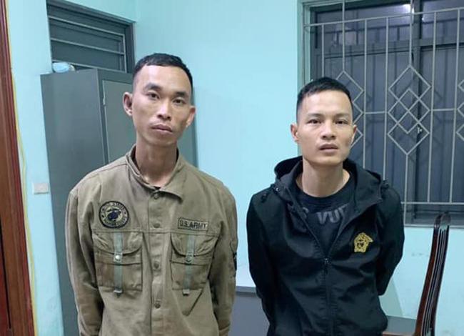 """Bắt giữ cặp """"huynh đệ"""" táo tợn, gây ra gần 20 vụ cướp ở Hà Nội - Ảnh 1"""