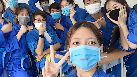 """Nỗi niềm sinh viên Quảng Ninh: """"... muốn ở bên gia đình, người thân nhanh nhất!"""" - Ảnh 1"""