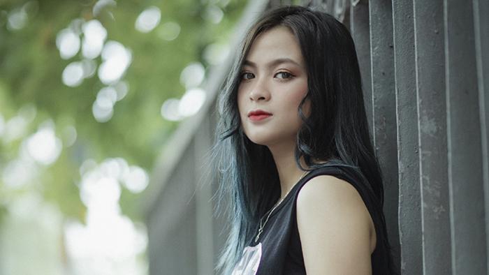 Đại sứ truyền thông khoa Quốc tế ĐH Quốc gia: Xinh như hotgirl, đam mê chơi chứng khoán, hâm mộ Mai Phương Thuý - Ảnh 2
